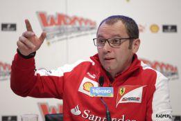 """Domenicali: """"Alonso es capaz de hacerlo aún mejor este año"""""""