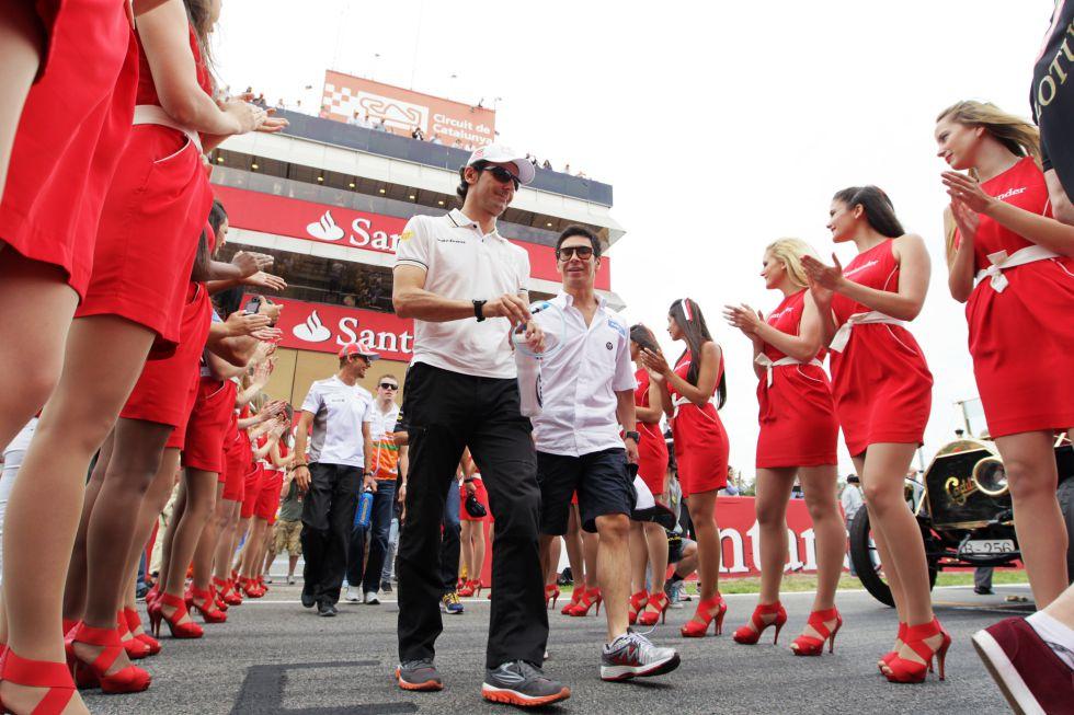 Sorpresa: Pedro de la Rosa será piloto probador de Ferrari