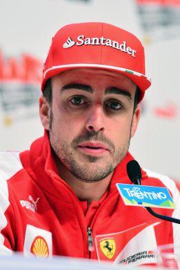 """Fernando Alonso: """"¿Vettel? El rival más fuerte es Hamilton"""""""