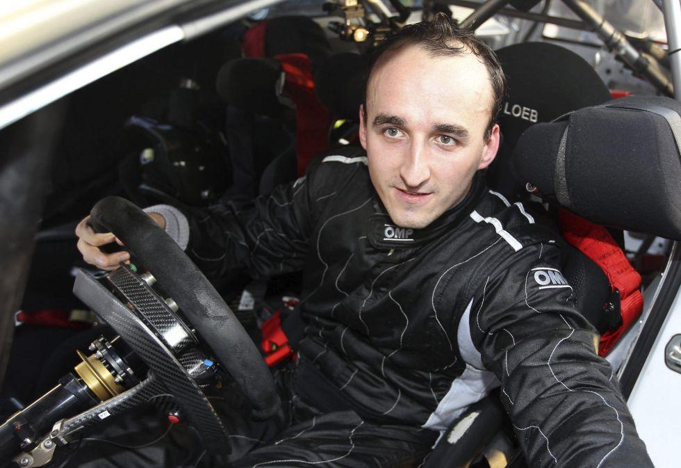 Robert Kubica podría hacer un test con un Mercedes del DTM