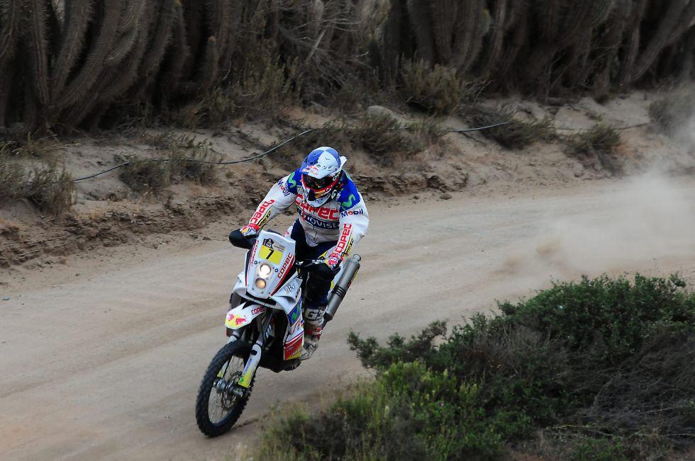 Cyril Despres conquista su quinto título en el Dakar