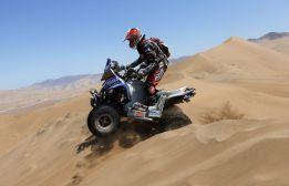 El argentino Marcos Patronelli, campeón del Dakar en 'quads'