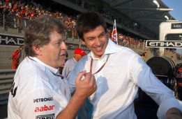 Toto Wolff, nuevo director ejecutivo de Mercedes GP