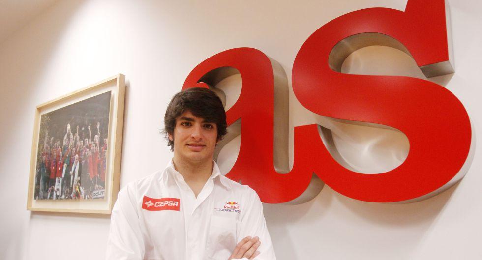 """Carlos Sainz Jr.: """"Ahora sé luchar por un quinto como por ganar"""""""
