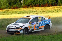 Alex Villanueva correrá el Mundial de WRC2