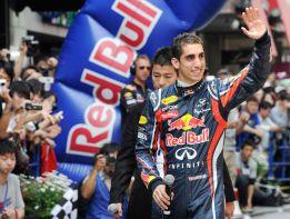 Sebastian Buemi sigue como piloto reserva de Red Bull
