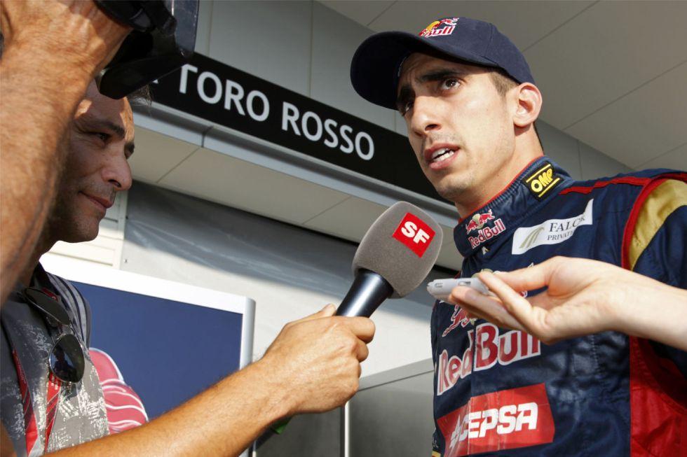 Sebastien Buemi continuará como tercer piloto de Red Bull