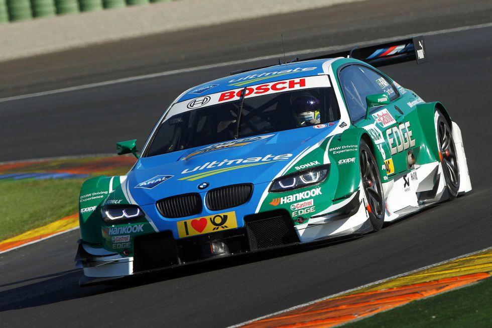 Timo Glock se cruza en los planes de Alguersuari en BMW