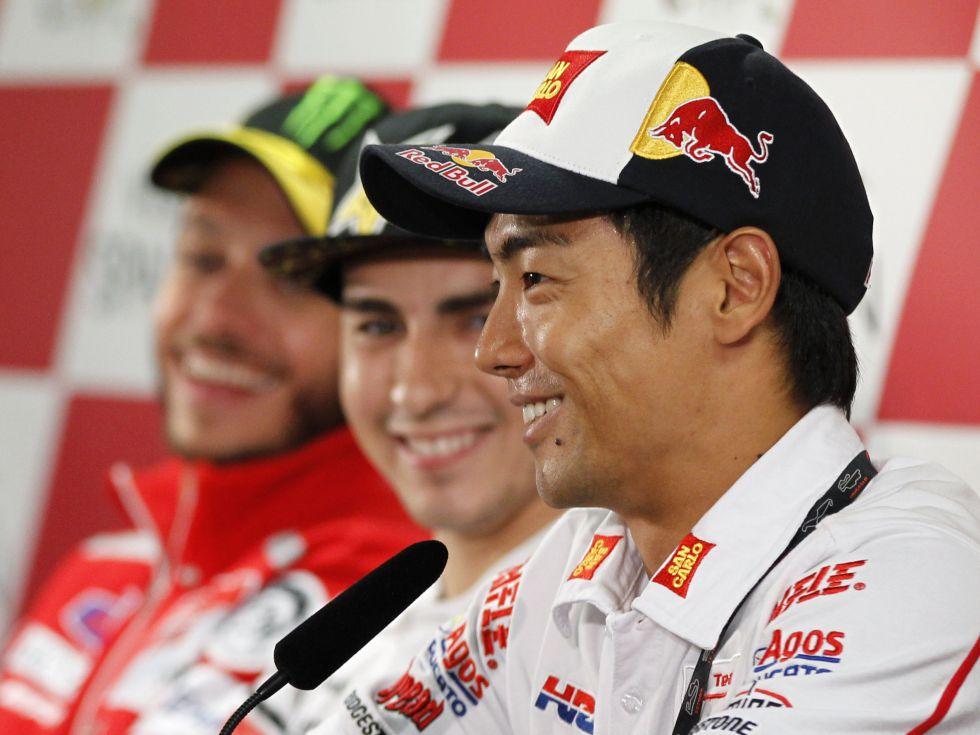 Hiroshi Aoyama se complica la pretemporada con una fractura