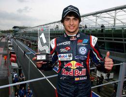 Carlos Sainz Júnior también quiere correr en rallys