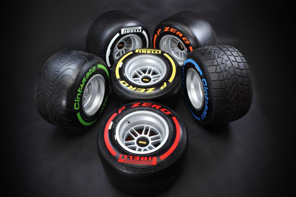 Golpe de efecto de Pirelli