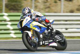 Melandri, el más rápido en el segundo día de test en Jerez