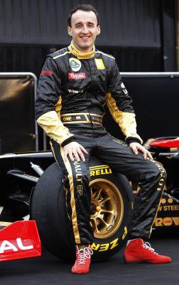 Robert Kubica probará mañana en Cheste un Mercedes del DTM