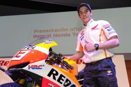 """Márquez: """"Espero no repetir un debut como el de Moto2"""""""