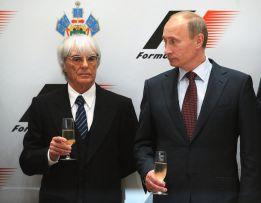 Rusia tendrá su primer gran premio en noviembre de 2014
