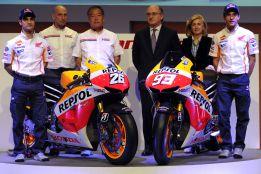 Dani Pedrosa y Márquez el sueño del Repsol Honda