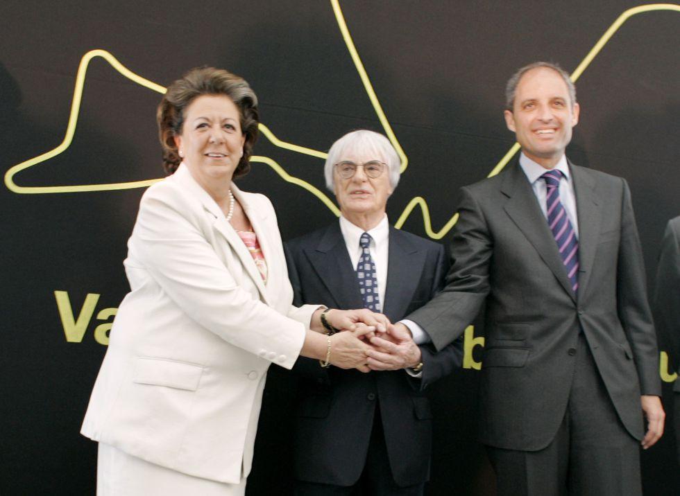 El Consell asumió la deuda del Gran Premio de Europa