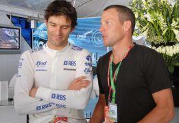 El australiano Webber ataca duramente a Lance Armstrong