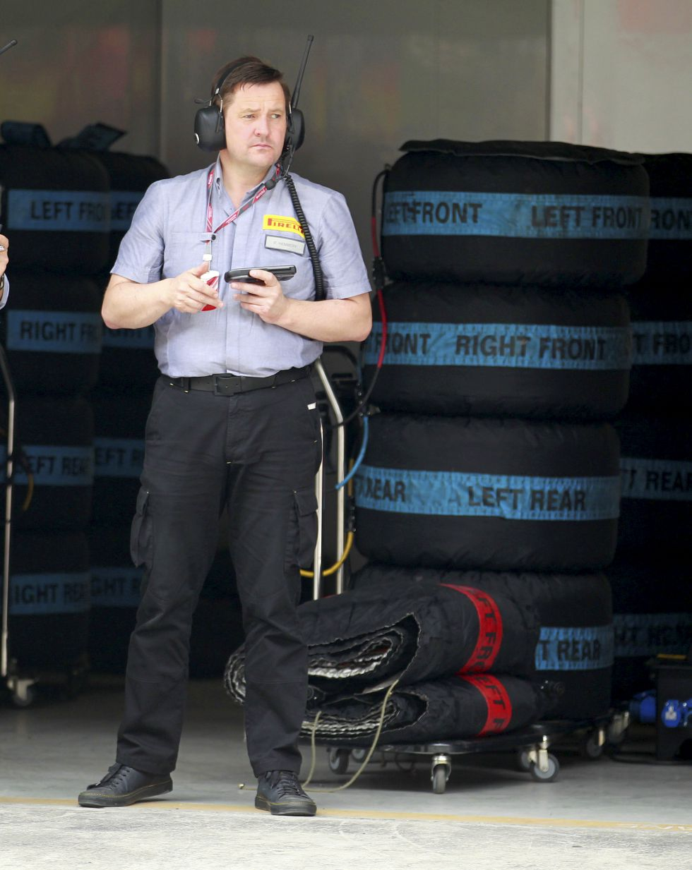 "Paul Hembery: ""Ferrari tendrá menos problemas con los Pirelli"""