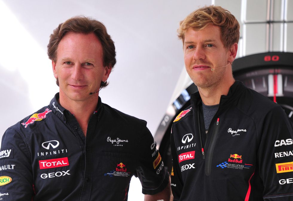Marko asegura la renovación de Christian Horner en Red Bull