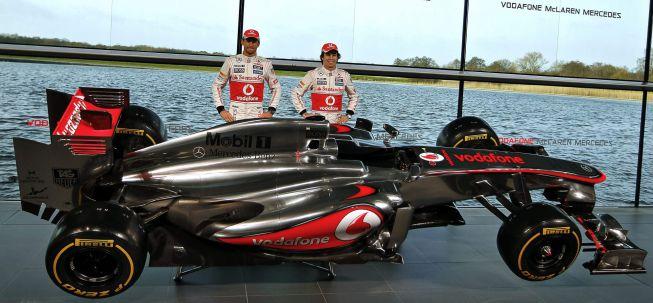 Llega el MP4-28, el monoplaza de los 50 años de McLaren