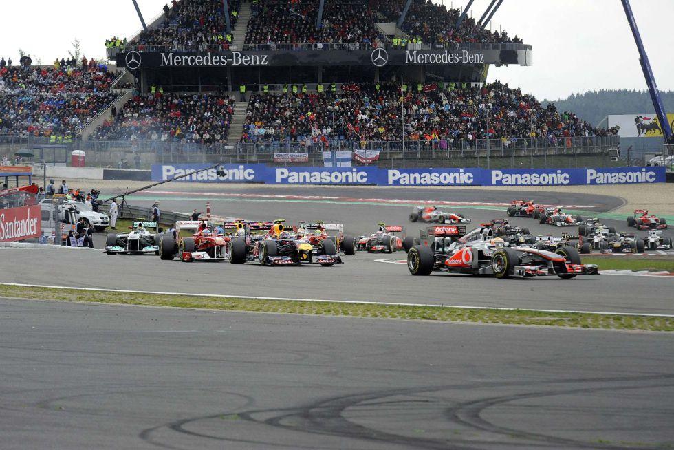 Nurburgring será el escenario del GP de Alemania de este año