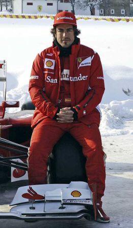 """Alonso: """"Massa, Pedro y yo somos una misma persona"""""""
