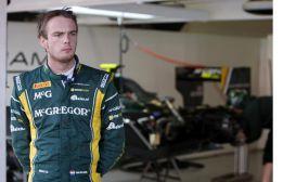 Caterham despeja la incógnita: Van der Garde será su piloto