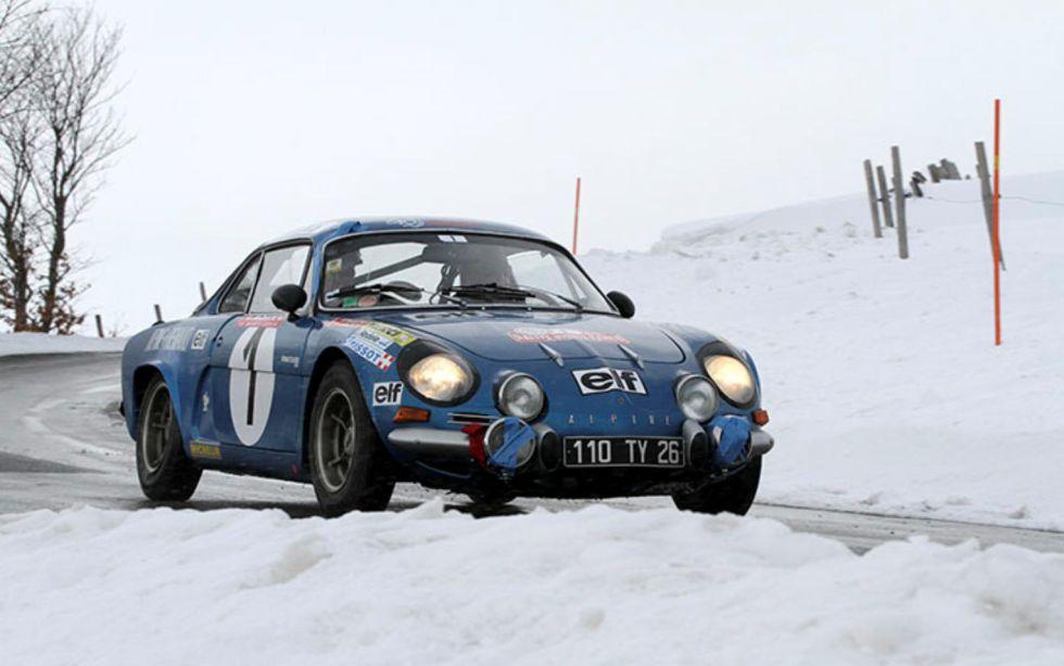 Los Alpine Renault vuelven a brillar en Montecarlo