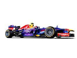 Red Bull tampoco revoluciona conceptos con el nuevo RB9