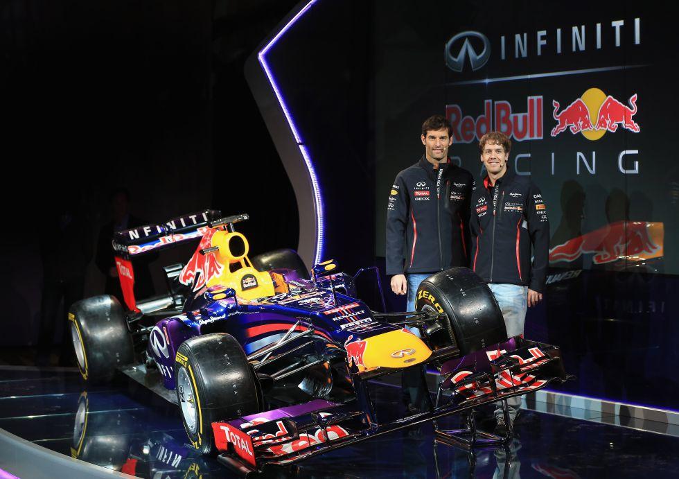 Red Bull también opta por el continuismo con el nuevo RB9