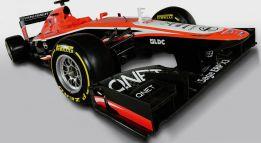 El Marussia desvela el MR02 con la incorporación del KERS