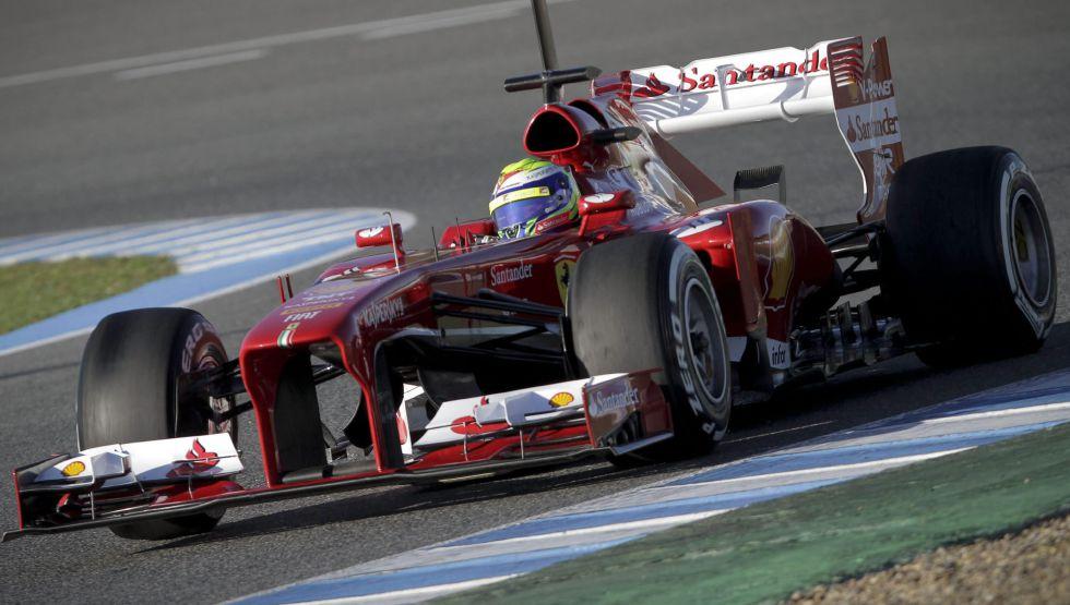 """""""El nuevo Ferrari está en otro planeta totalmente diferente"""""""