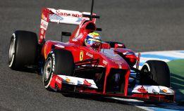 """Felipe Massa: """"En comparación, este coche es otro mundo"""""""