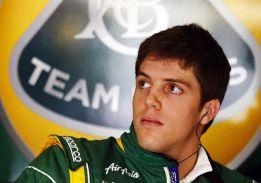 El brasileño Luiz Razia, nuevo piloto de Marussia