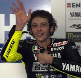 """Valentino Rossi: """"Confío en llegar a los tres de delante"""""""