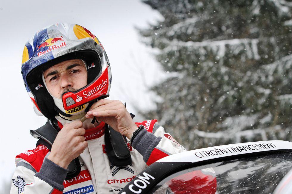 Sebastien Ogier (Volkswagen) gana el tramo de calificación