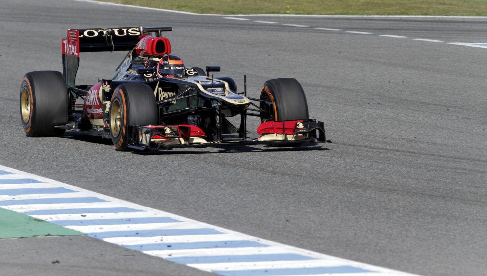 Raikkonen, el más rápido del último día y Vettel impresiona