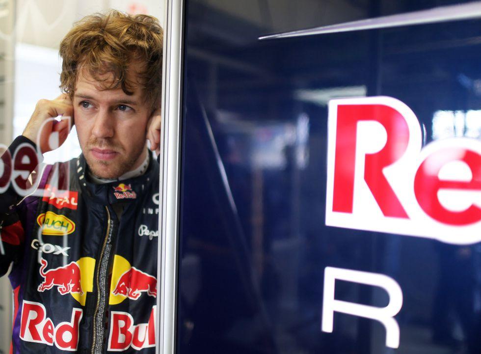 """Sebastian Vettel: """"Me siento un poco mejor que el año pasado"""""""