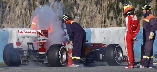 Ferrari es el más rápido de los test y Red Bull es el mejor
