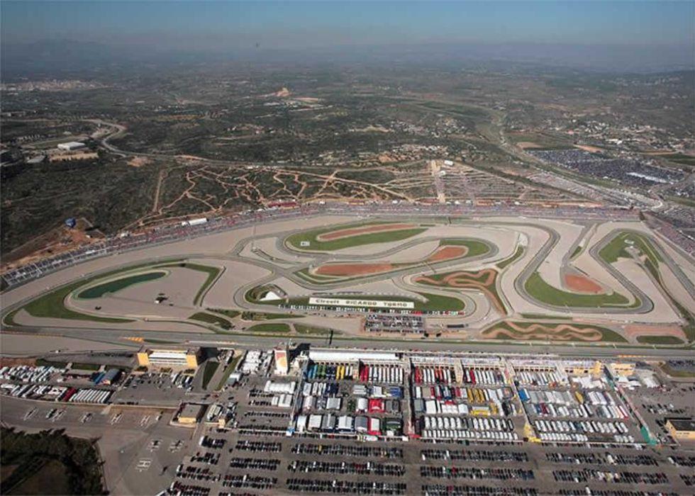 Primeros entrenamientos oficiales de Moto2 y Moto3