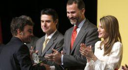 Alonso nombrado 'embajador honorario' de la marca España