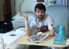 Checa espera el alta médica para volver a rodar ya el lunes