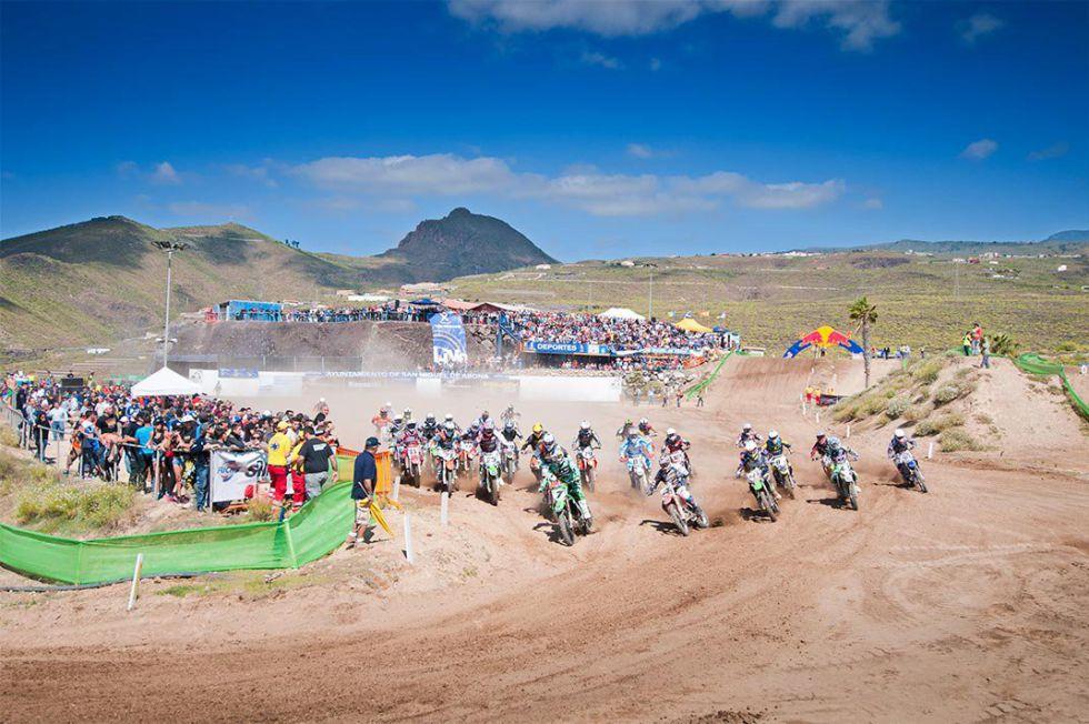 En Albaida arranca el Nacional de motocross más novedoso