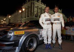 Sainz y Luis Moya vuelven a competir en el Rally de España
