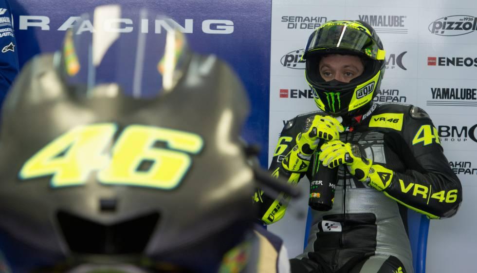 """Valentino Rossi: """"Sólo yo conozco la verdad sobre mí"""""""