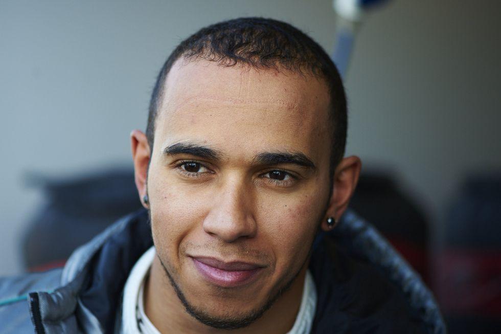 """Hamilton: """"Hoy no hemos podido sacar muchas conclusiones"""""""