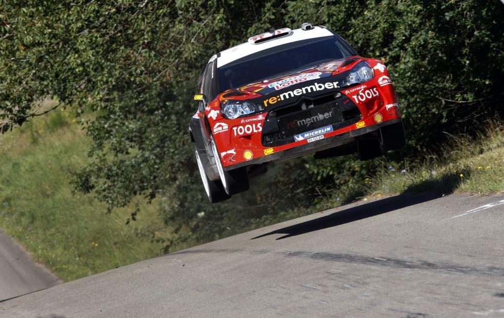 Solberg correrá el Europeo de Rallycross con Citroën