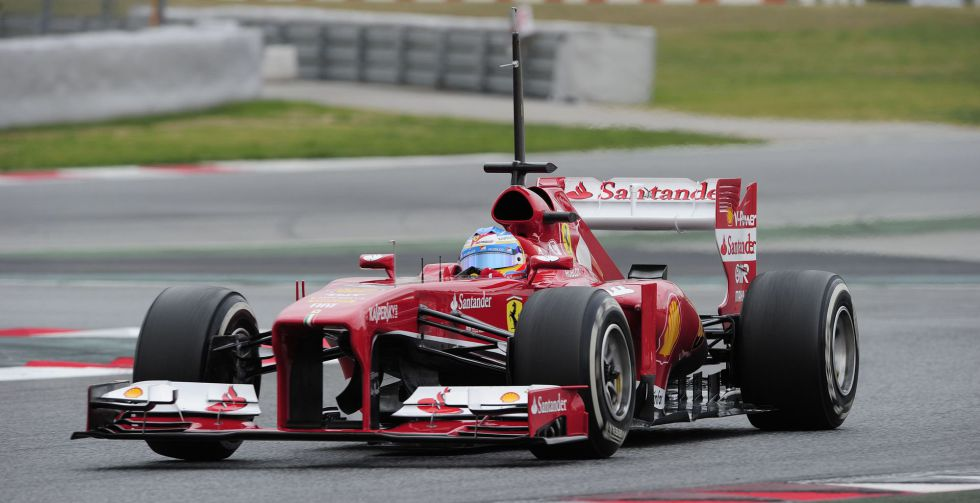 Ferrari pasa del séptimo al tercer equipo en un año