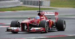 Ferrari pasa del sptimo al tercer equipo en un ao